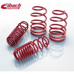 Eibach Sportline - Progressive lowering springs red