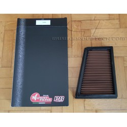 S450S Sprintfilter for Megane 3 RS - Polyester air filter
