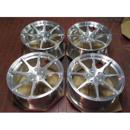 "BC Forged RS31 18"" - forged monoblock alloy wheels"