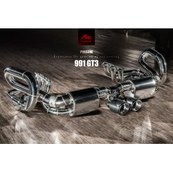 FI EXHAUST for Porsche 991 GT3 / GTR RS
