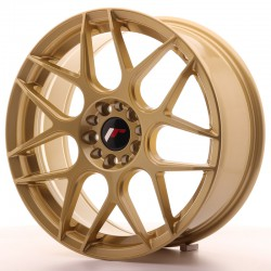 "Japan Racing JR18 18x7.5"" / 18x8.5"" gold"
