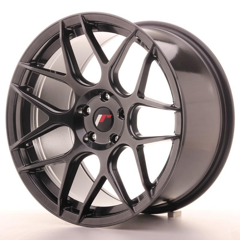 "Japan Racing JR21 18"" Alloy Wheels"