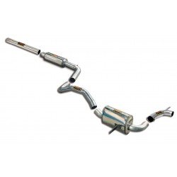 Catback exhaust system for Megane 3 RS / Trophy 250 / 265 / 275