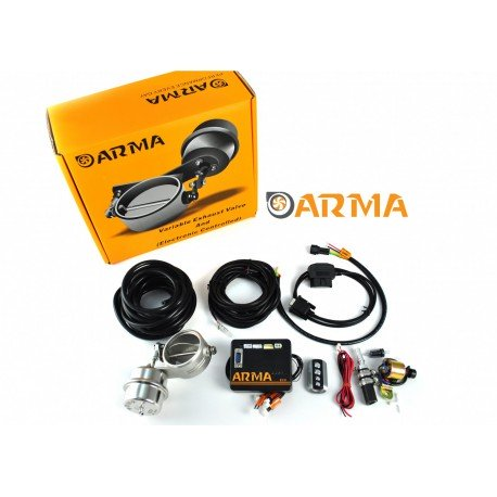 Valve kit for exhaus and intake Arma Speed