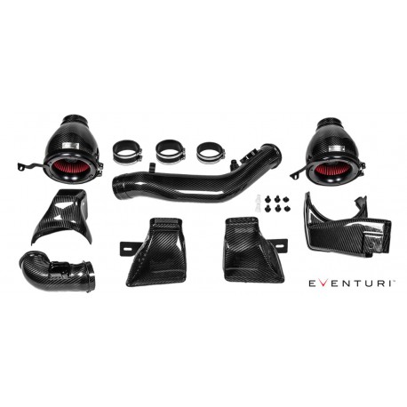 Kit di aspirazione in carbonio Eventuri per BMW F80/F82/F83 M3 / M4