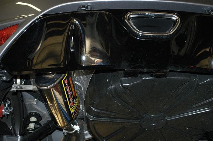 performance sport exhaust for megane rs trophy 250 265 275. Black Bedroom Furniture Sets. Home Design Ideas